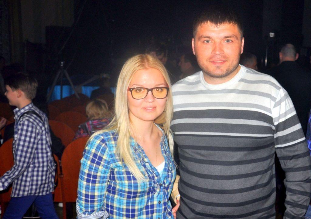 Конференция-концерт ребят прошедших программу ресоциализации ЦЗМ в Харькове