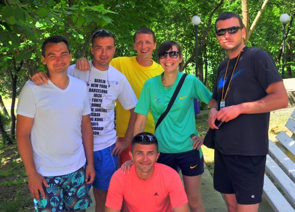 Летний терапевтический лагерь ЦЗМ в Сочи 2014