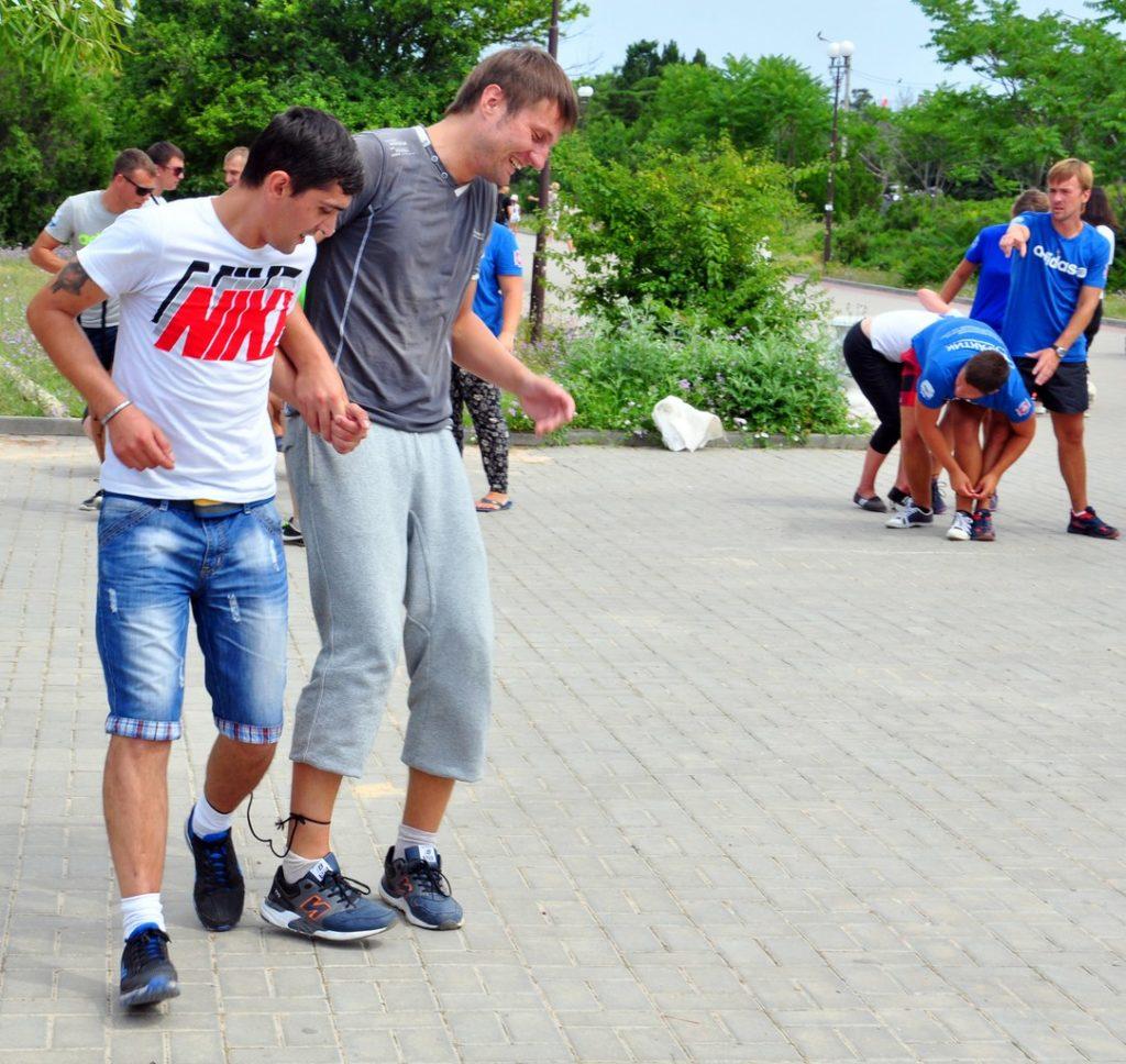 Акция Крым без наркотиков