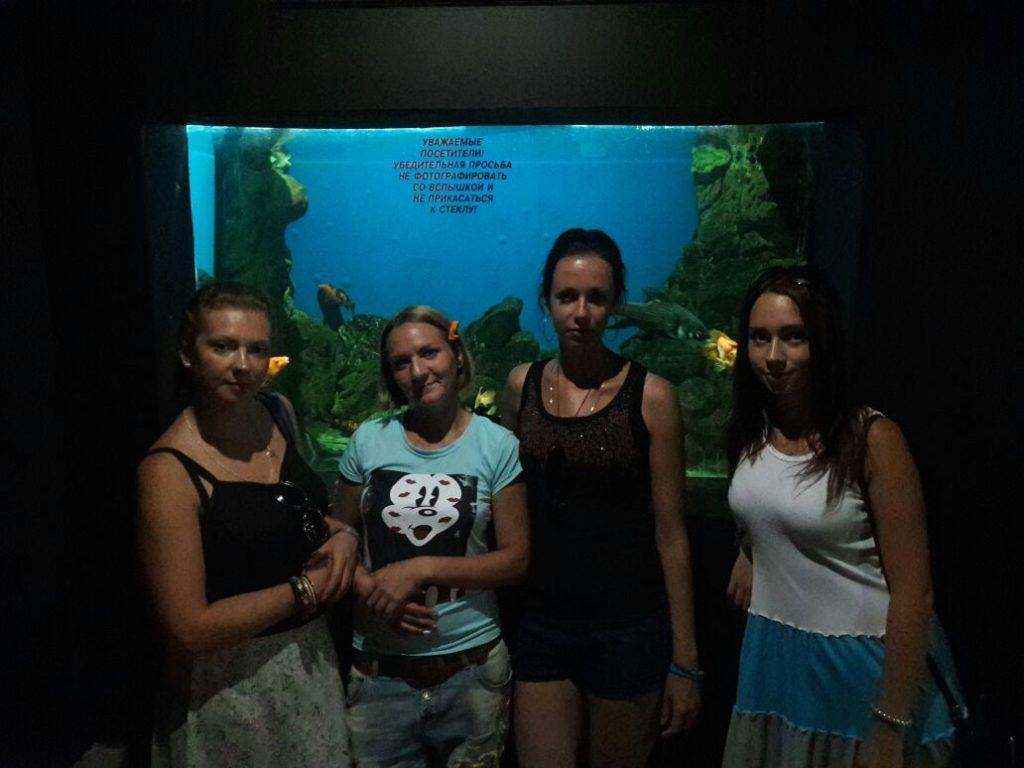 Реабилитация в Крыму и досуг в Севастопольском морском Аквариуме