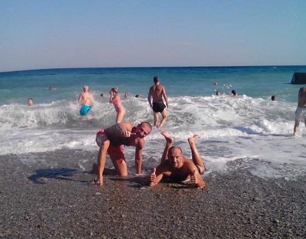 Южный берег Крыма - море-терапия в лечении наркомании