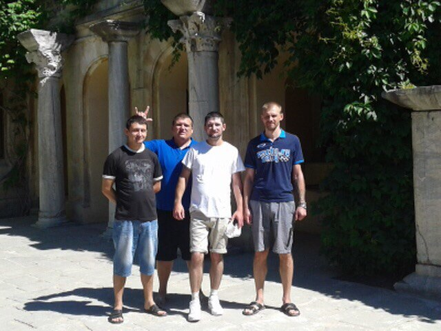 Херсонес Таврический и реабилитация в Севастополе