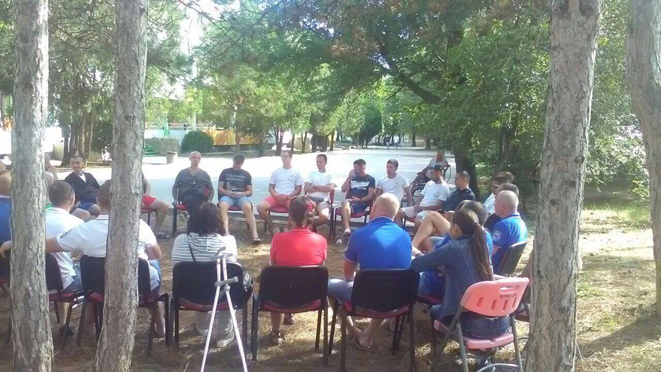 Лечение алкоголизма и отдых в Международном антинаркотическом лагере