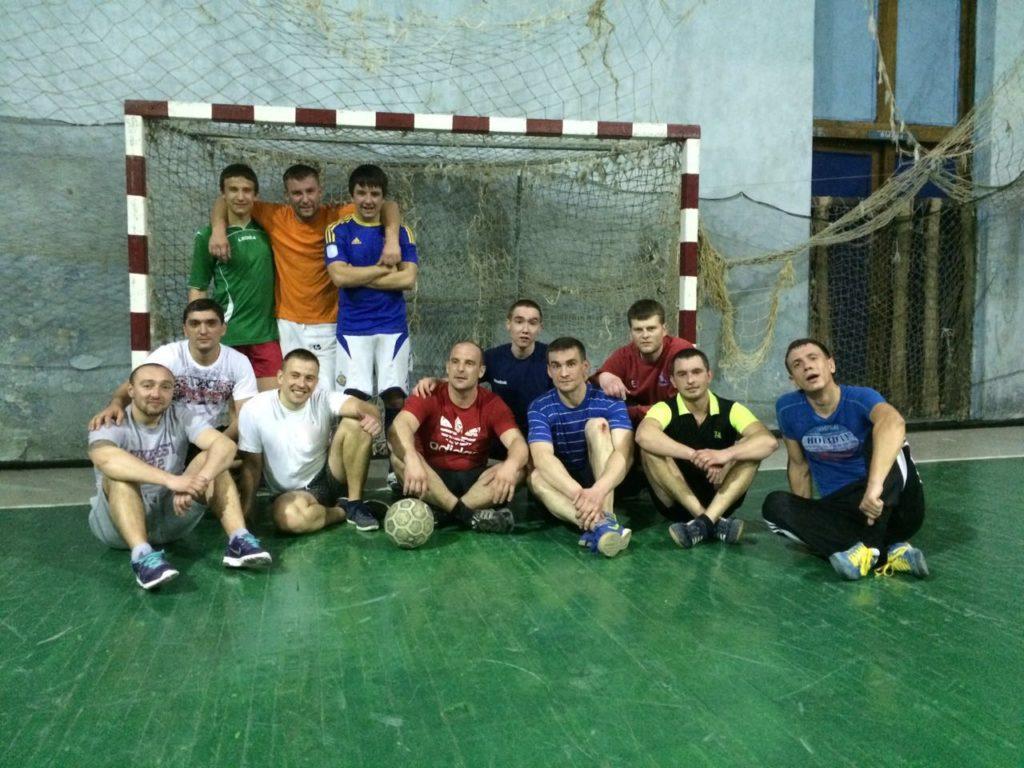 Реабилитация в Севастополе: Полезный футбол