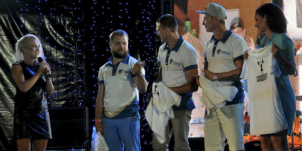 Ребята из Центр Зависимой Молодежи в Севастополе в VII Международном Антинаркотическом лагере в Крыму