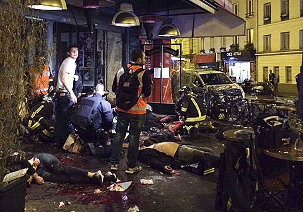 """Во Франции случился теракт. """"ЦЗМ"""" Севастополь скорбит по невинным жертвам террористов."""