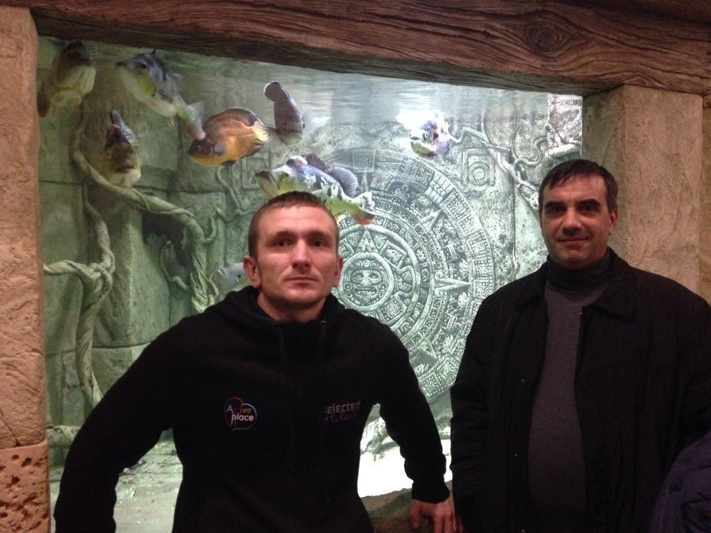 Экскурсия в Севастопольский аквариум и реабилитация в Крыму