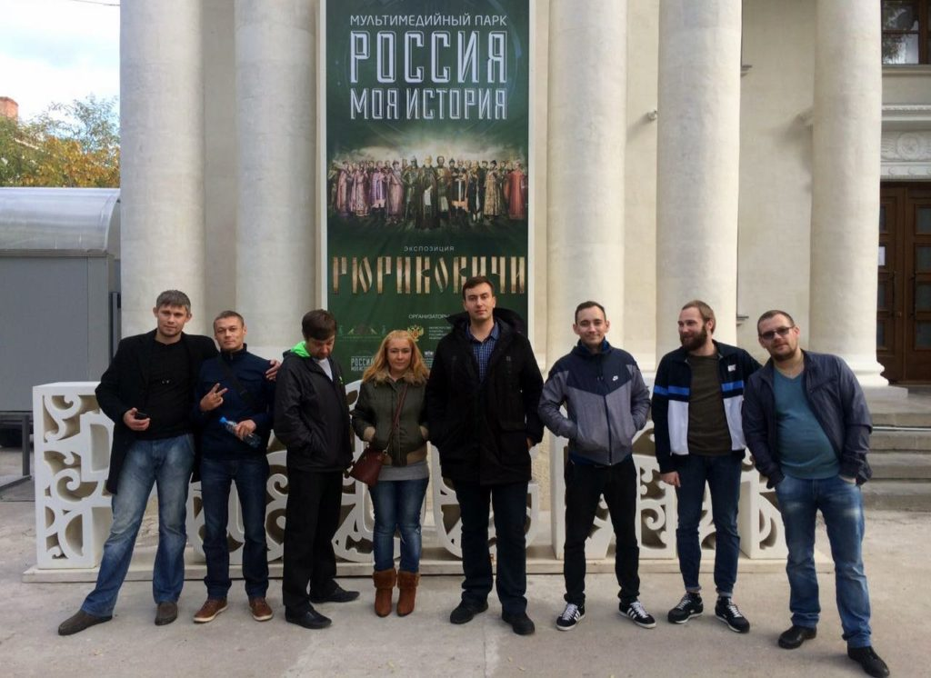 История России, как часть реабилитации