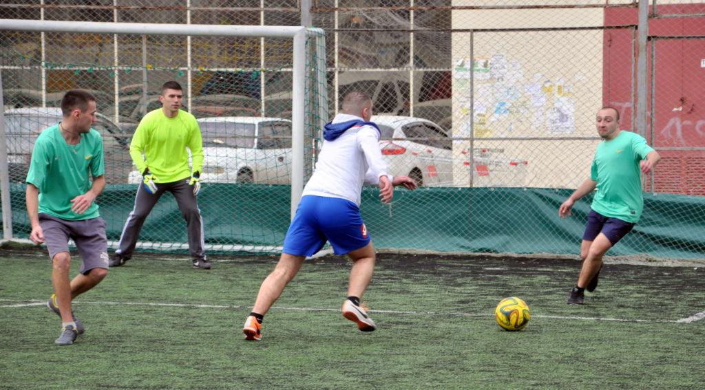Межрегиональные соревнования по футболу