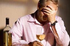 Лечение алкоголизма - действие этилового спирта на мозг.