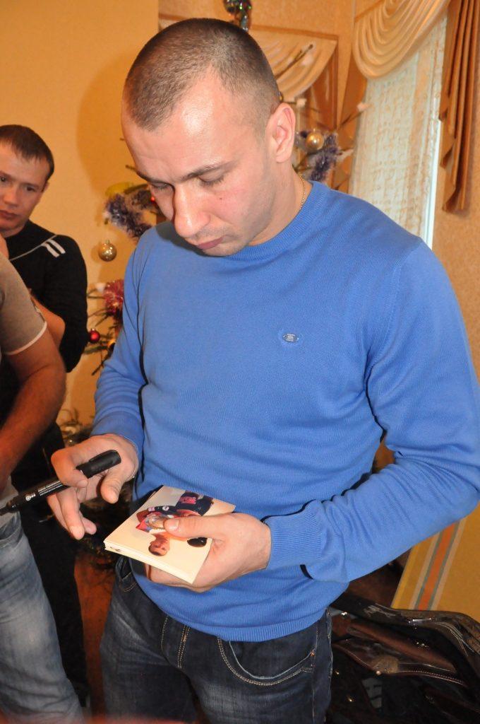 Павел Журавлев в гостях у Центра Здоровой Молодежи в Севастополе