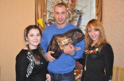 Чемпион по кикбоксингу и боксу Павел Журавлев в гостях у Центра Здоровой Молодежи в Севастополе!