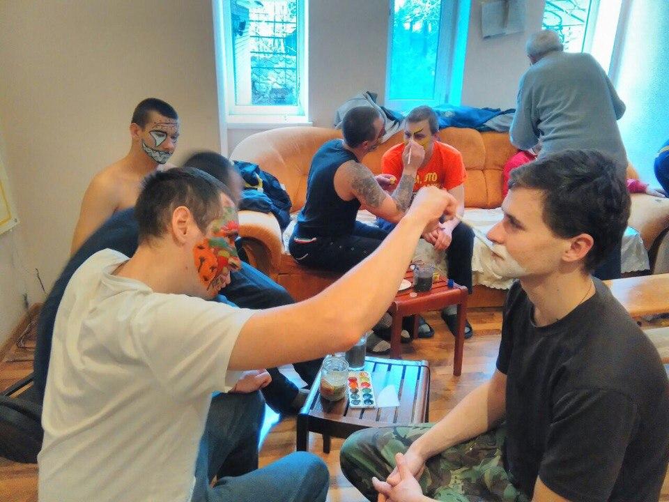 Арт-терапия и лечение наркомании в Ялте