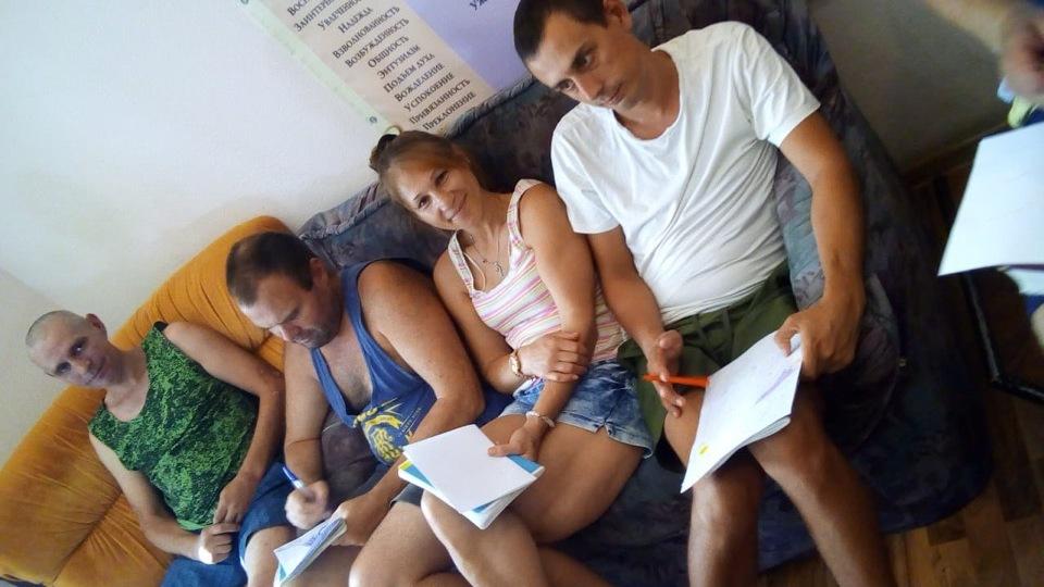 Арт-терапия и лечение наркомании в Севастополе